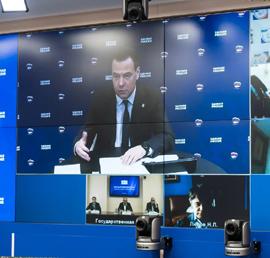 Дмитрий Медведев — о поправках в Трудовой кодекс: Наша задача — системно переработать существующие в законе нормы