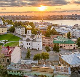 Глеб Никитин: В Нижнем Новгороде стартовало голосование за место для стелы «Город трудовой доблести»