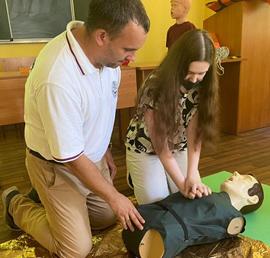 Молодогвардейцы Кузбасса организовали курсы спасателей для волонтеров