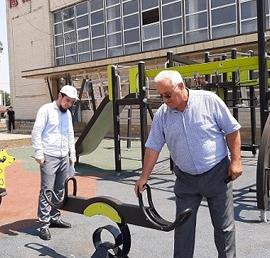 Активисты оценили качество работ по благоустройству общественных территорий в Чечне