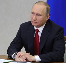 Владимир Путин подписал закон «Единой России» о защите пенсионеров и МСП от взысканий за долги