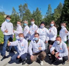 В Кандалакше Мурманской области наградили волонтеров