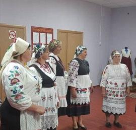 В Унечском районе два сельских дома культуры открыли после реконструкции