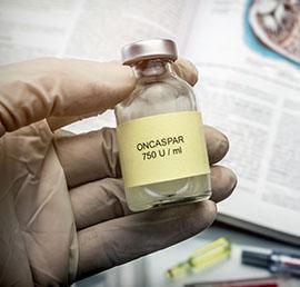 Правительство утвердило правила субсидирования ввоза препарата «Онкаспар» в Россию