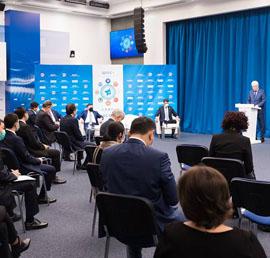 Владимир Путин назвал востребованным предложенный «Единой Россией» формат ШОС