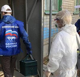 Пожилые волгоградцы, заболевшие коронавирусом, стали получать бесплатные лекарства