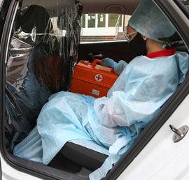 Андрей Турчак: «Единая Россия» договаривается с операторами такси о специальном тарифе для врачей