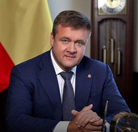 Губернатор Рязанской области Николай Любимов возглавит региональное отделение «Единой России»