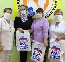 В Кузбассе стартовала акция «Радость в детских руках»