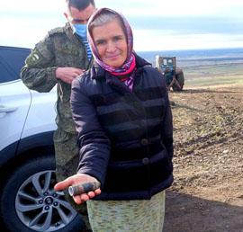 Ольга Тимофеева добилась соблюдения мер безопасности при проведении стрельб на военном полигоне в Ставропольском крае