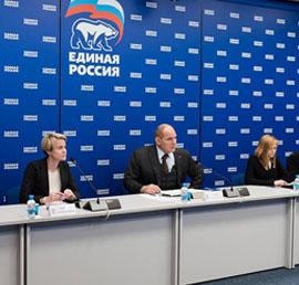 Больше половины федерального оргкомитета предварительного голосования «Единой России» – общественники