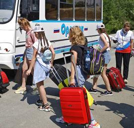 «Единая Россия» предлагает распространить туристский кешбэк на путевки в детские лагеря