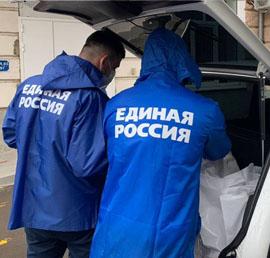 Почти треть заявившихся на участие в предварительном голосовании «Единой России» по всей стране – волонтеры
