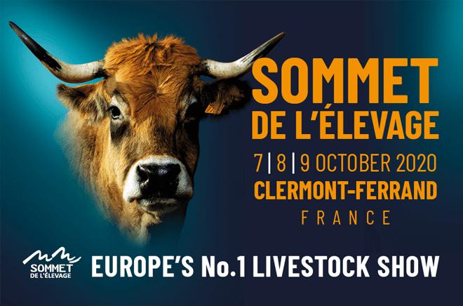 The SOMMET DE L'ELEVAGE 2020 cancelled - Infos