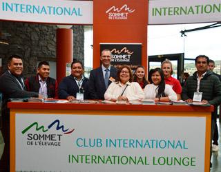 International Business Club (Zenith hall)