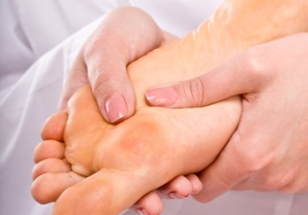 Меры профилактики грибка ног