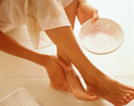 Народные средства лечения грибка ног