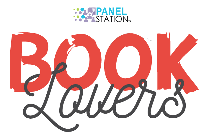 Happy Book Lovers Day Type Banner