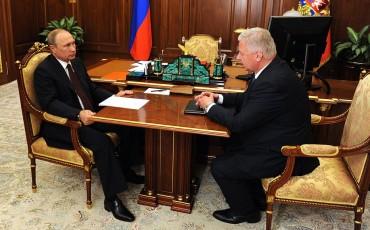 Путин согласился с позицией ФНПР относительно льгот и стимулирующих надбавок
