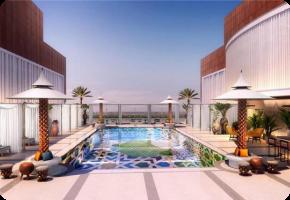 Hyatt Andaz Dubai The Palm 5*