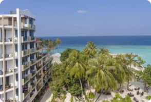 Arena Beach Hotel Guest House  (Остров Маафуши)