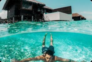 Sheraton Maldives Full Moon Resort & Spa 5*(Северный Мале Атолл)