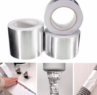 Клейкая лента               металлизированная