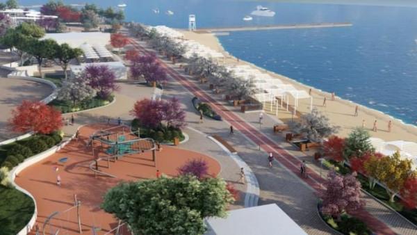 Так будет выглядеть обновленный пляж Омега