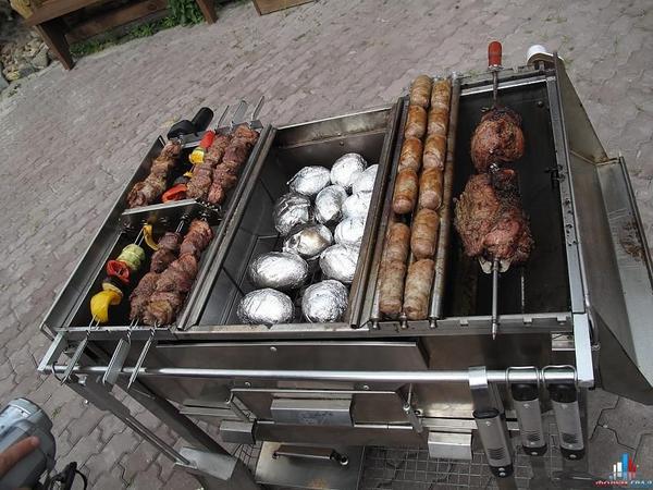 Мангалы и барбекю