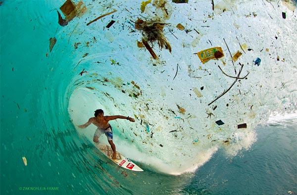 Серфинг в мусоре