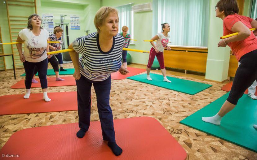 Границы проекта «Московское долголетие» расширяются. Стартовал новый специальный проект по медицинской реабилитации