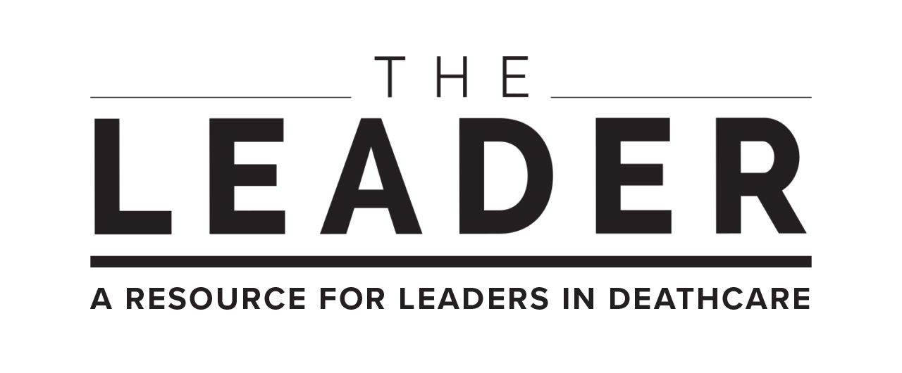 The Leader. A Resource for Leaders in Deathcare