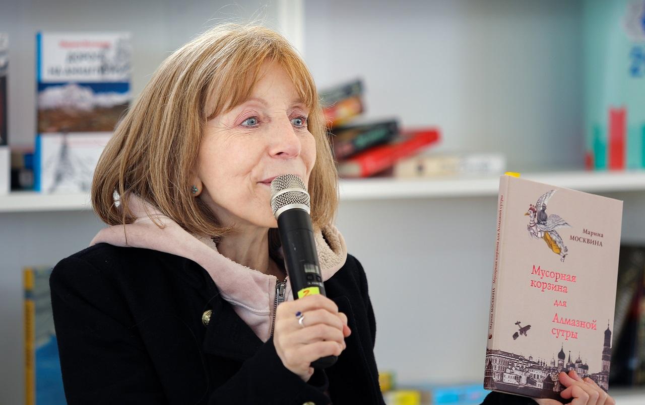 Неделя детской книги в РГДБ