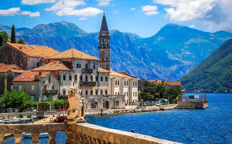Открываем новый сезон в Черногории