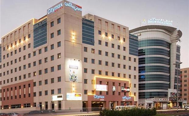 Citymax Hotel Bur Dubai 3*(Городские отели Дубая)
