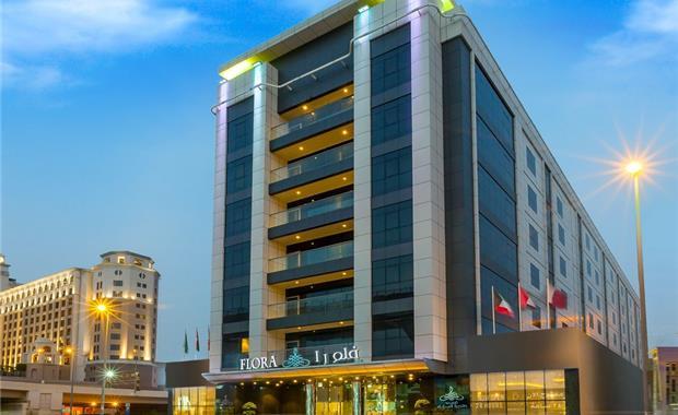 Flora Al Barsha Hotel 4*(Городские отели Дубая)