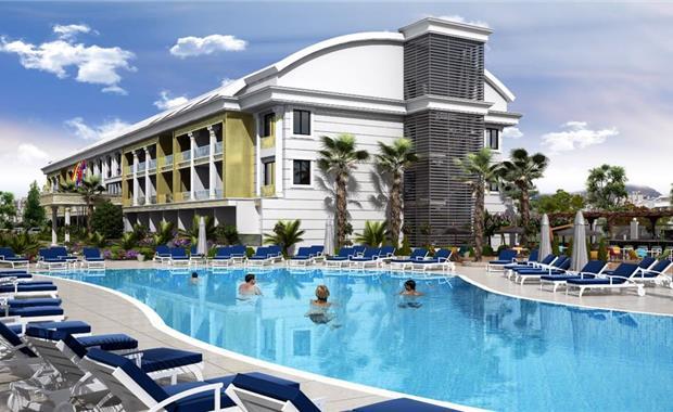 Akdora Resort Hotel 4*