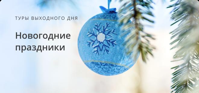 Зимние туры на Новый год