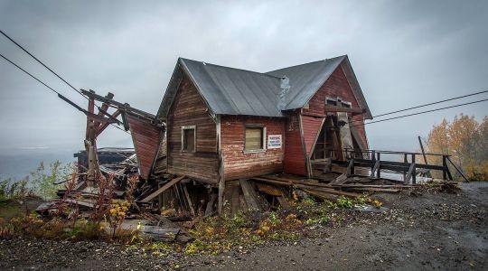 Заброшенная Аляска