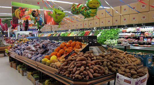 Супермаркет на краю земли
