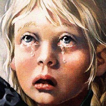 Даже несколькихлетних детей изнасиловали.  Это сделали не только русские, но и поляки (фото: общественное достояние).