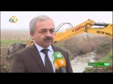 Göygöl SSİ-də benzin, artezian və bəndbərkitmə MAXİNASİYASI