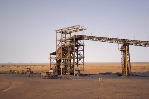 Массовая забастовка горняков лихорадит Мавританию