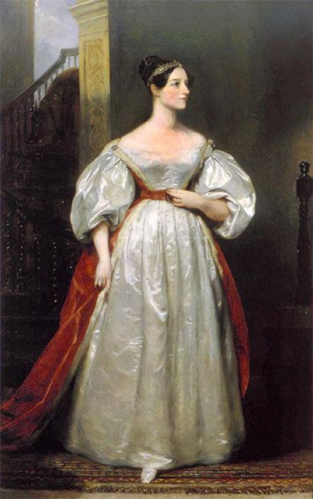 Графиня Ада Лавлейс