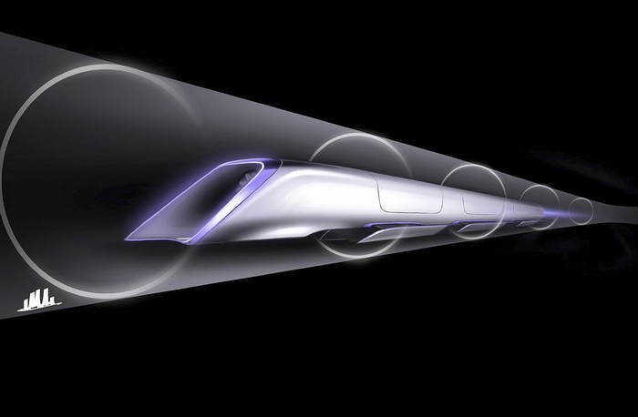 Hyperloop – инновационная железнодорожная система от Илона Маска