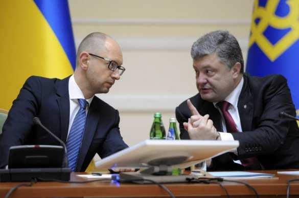 Украина подвнешним управлением — Порошенко иЯценюк регулярно отчитываются перед американским послом | Русская весна