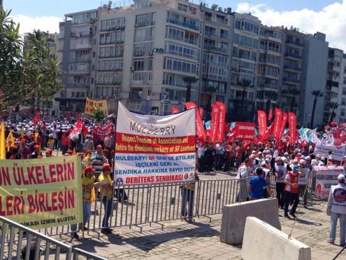 Mulberry должен немедленно принять меры в отношении турецкого поставщика