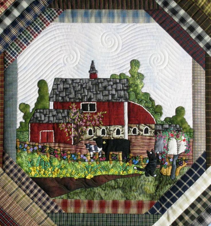 Тайная жизнь миссис Мясной рулет: Фрагмент янв З. Farm одеяло