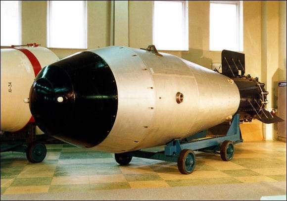 Своего ядерного оружия у США никогда не было, и сейчас нет