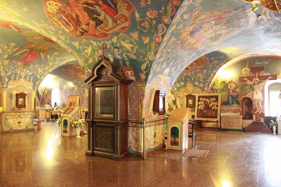 Успенская церковь, роспись, Нижний Новгород, фотография, путешествия, монастырь, Аксанов Нияз, kukmor, of IMG_9311